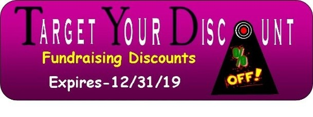 2019 TARGET YOUR DISCOUNT